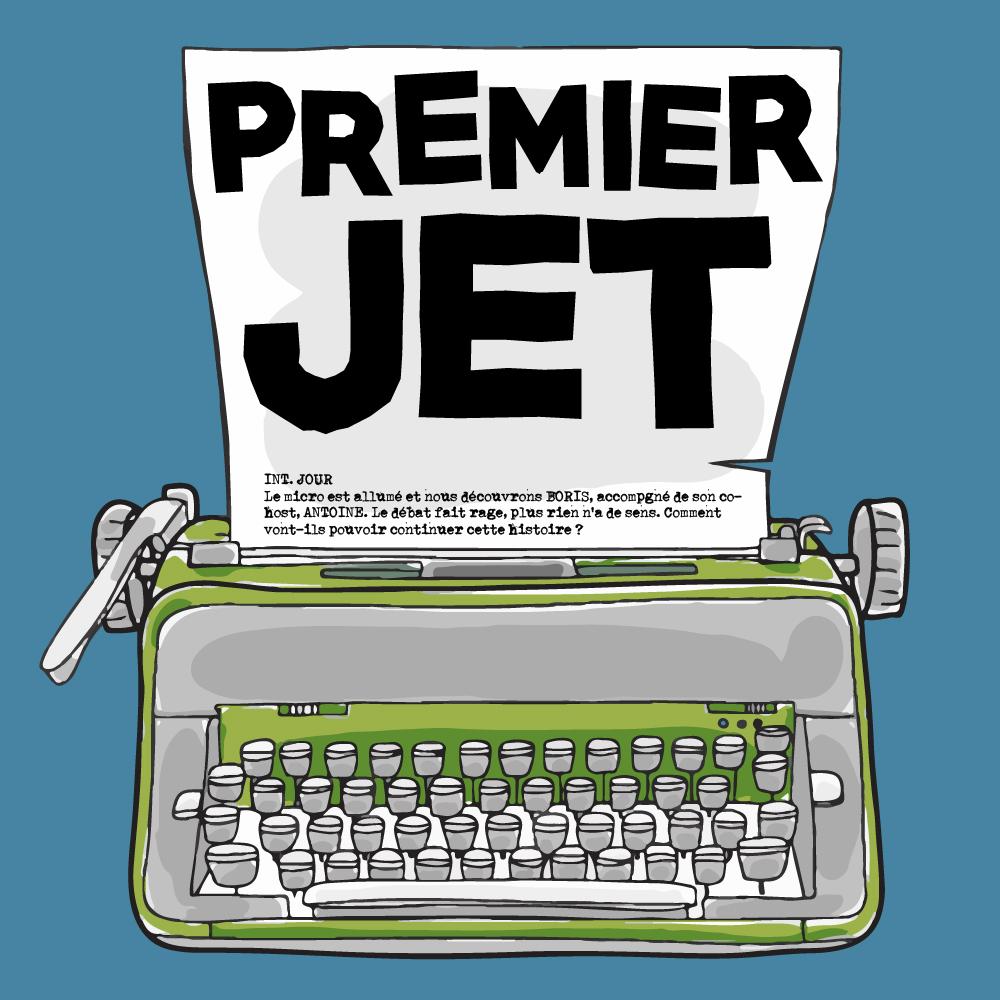 Premier Jet #1 – Des Rats et des Hommes